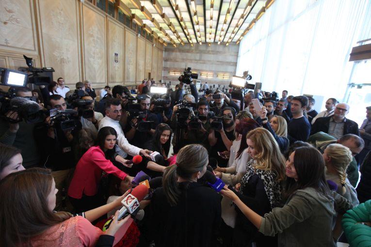 Simona halep revenire aeroport ziaristi
