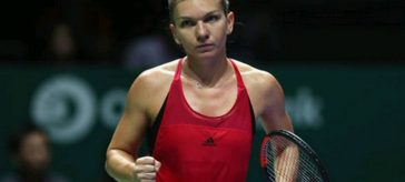 Simona halep turneul campioanelor singapore tenis