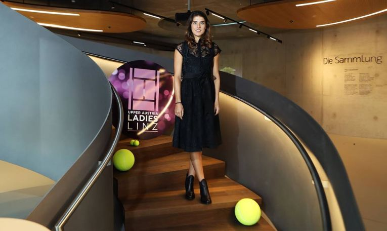 Sorana Cirstea platers party linz