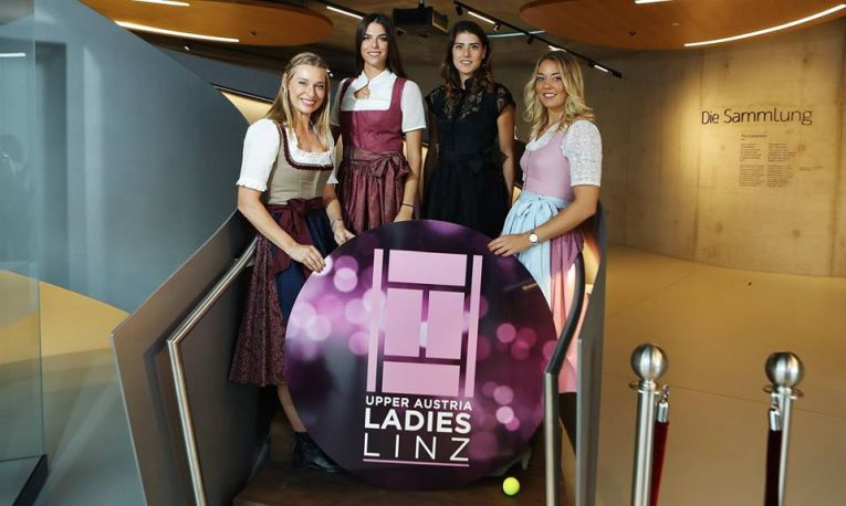 sorana cirstea players party linz