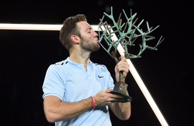 jack sock trofeu paris tenis