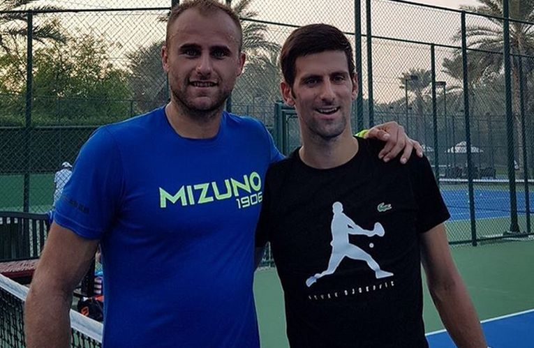 marius copil novak djokovic dubai