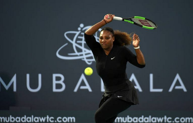 serena williams abu dhabi