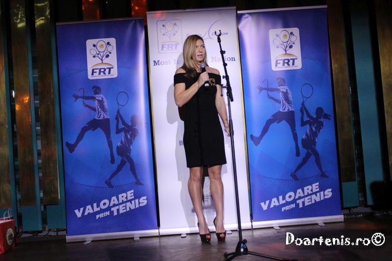 Simona Halep gala tenisului romanesc