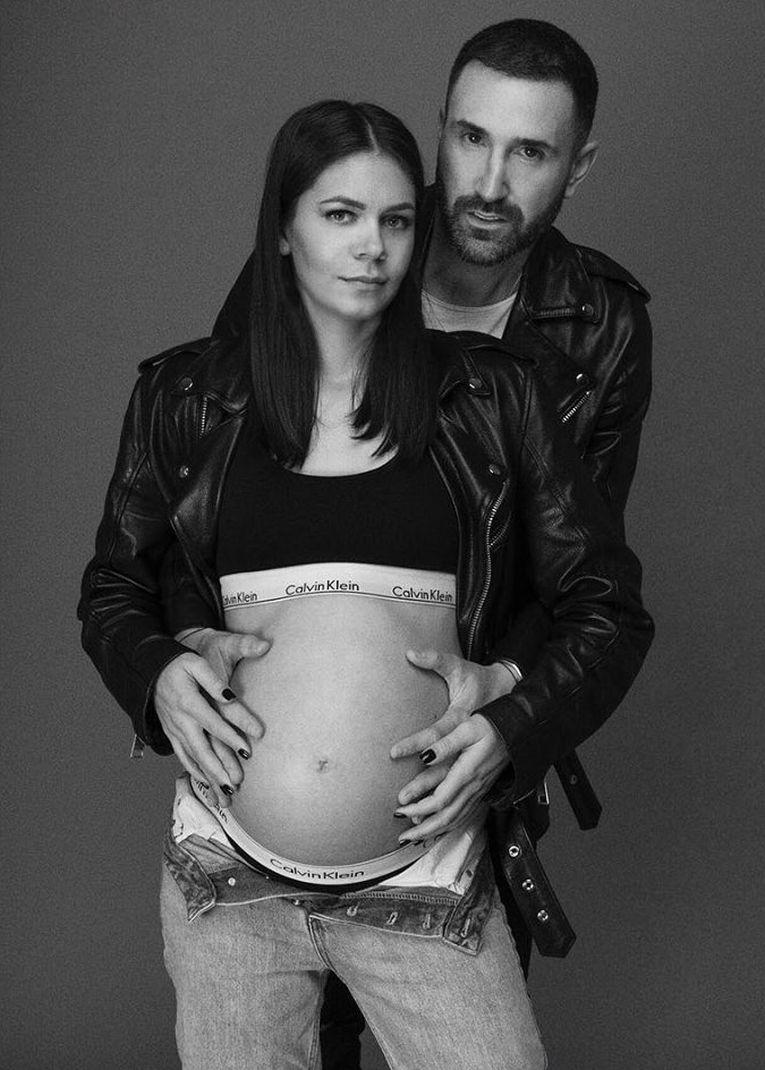 andreea mitu gravida