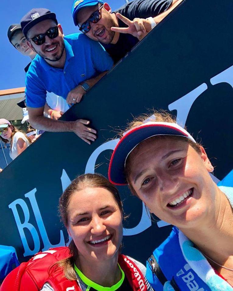 irina begu monica niculescu dublu semifinale australian open