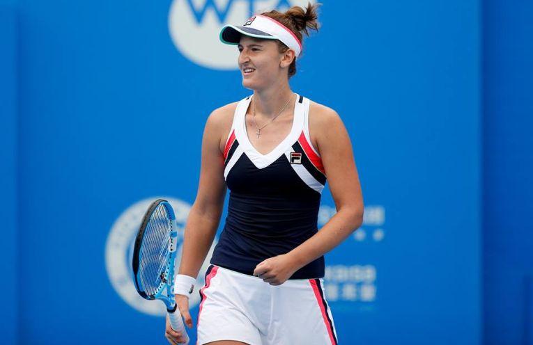 Irina Begu după o nouă victorie