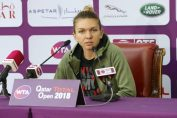 doha simona halep conferinta