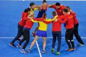 hora bucuriei fed cup echipa romania