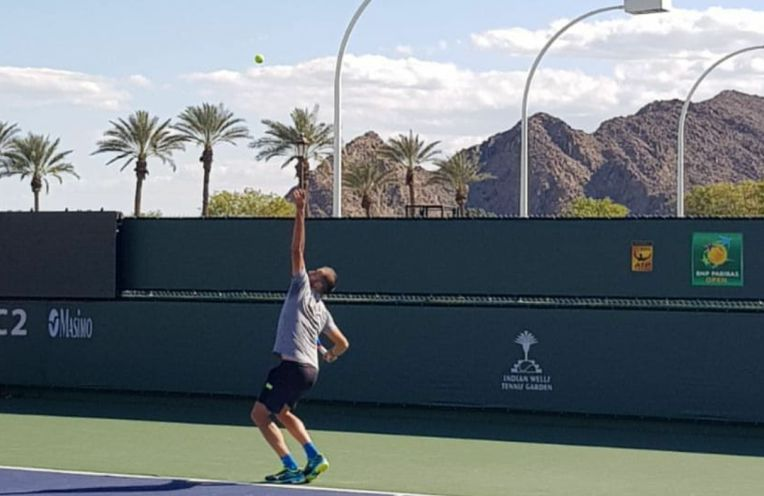 marius copil indian wells