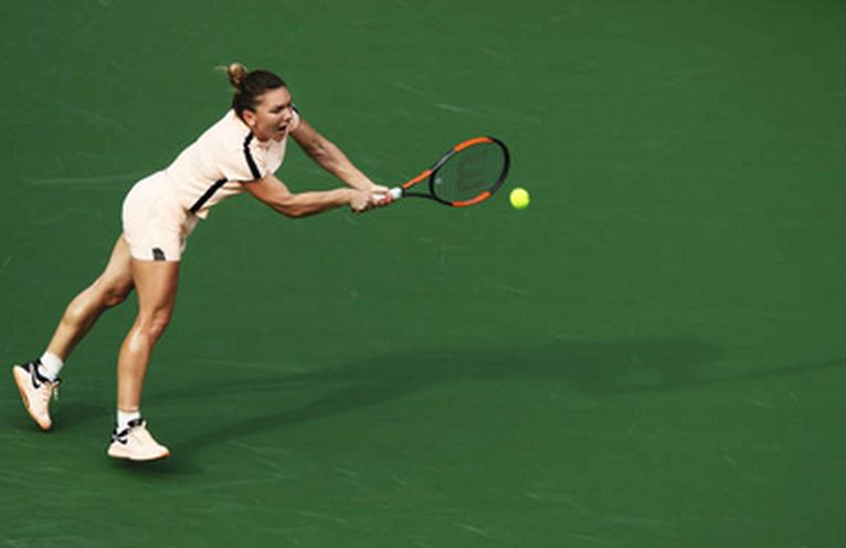 indian wells simona halep