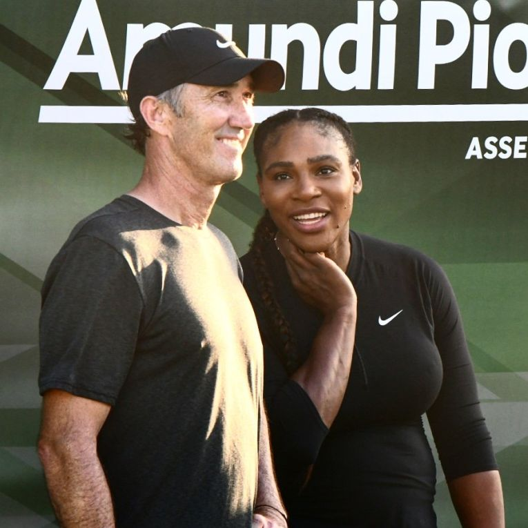 serena williams derren cahill