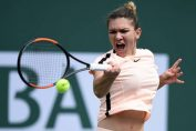 simona halep indian wells