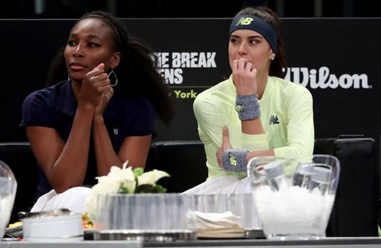 sorana cirstea venus williams