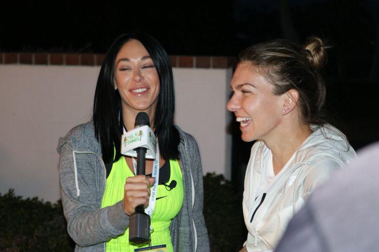 tennis with the stars simona halep