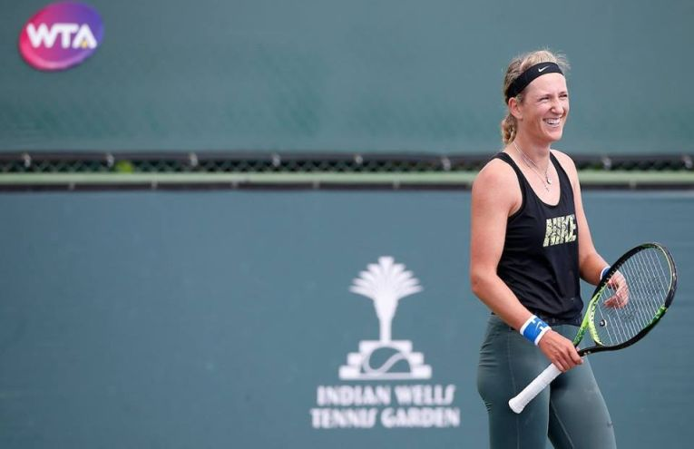 victoria azarenka indian wells