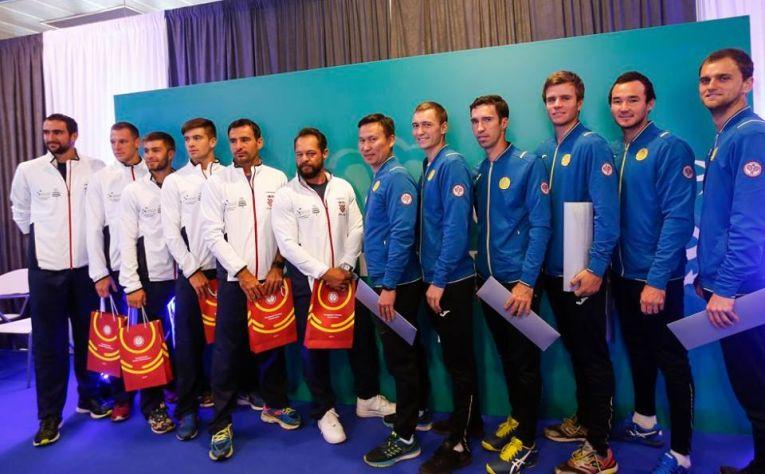cupa davis Croatia - Kazakhstan