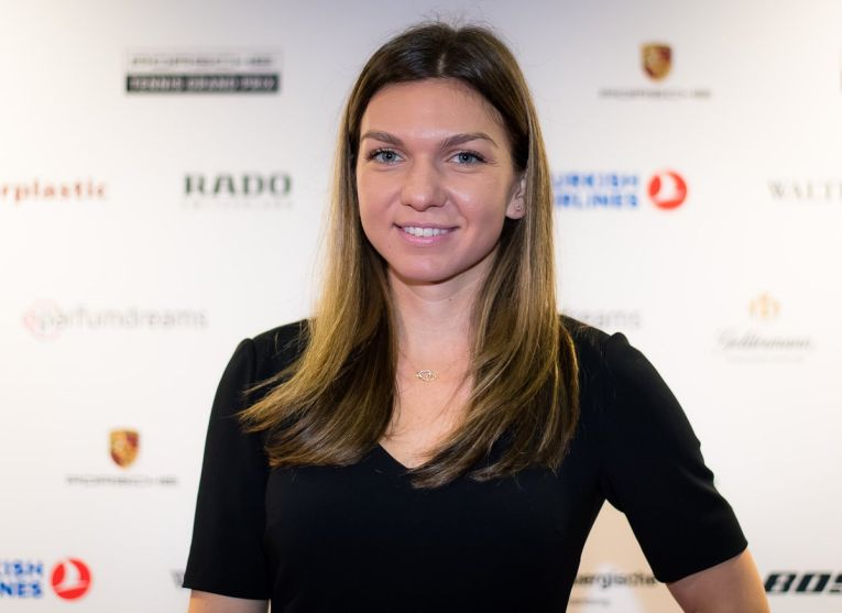 simona halep players party stuttgart