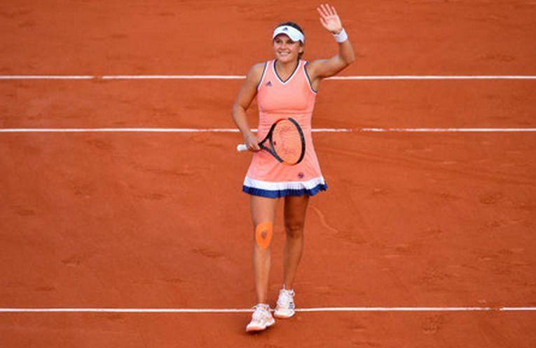 Kateryna Kozlova a fost eroina primei zile de la Roland Garros 2018