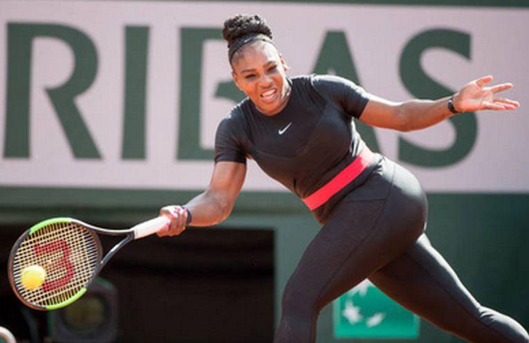 Serena Williams a socat cu tinuta de la Roland Garros 2018