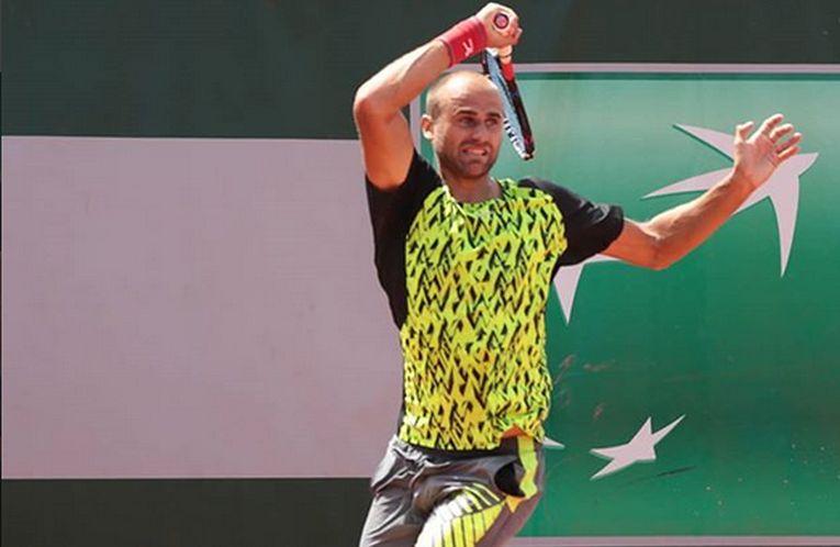 Marius Copil e singurul reprezentant al Romaniei pe tabloul principal masculin al turneului de la Roland Garros 2018
