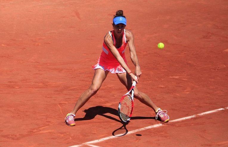 Mihaela Buzarnescu vine la Roland Garros din postura de campioana de dublu la Strasbourg