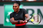 Serena Williams, la Roland Garros 2018