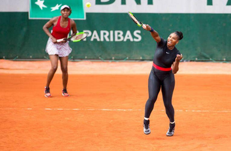 Serena Williams si Venus Williams fac o echipa de dublu imbatabila