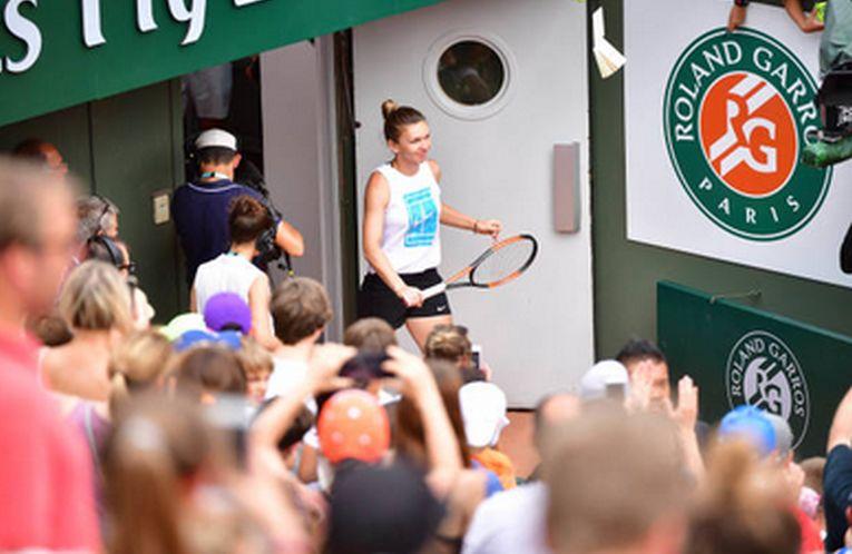 Simona Halep este principala favorita a turneului de la Roland Garros 2018