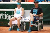Simona Halep este însoțită la Roland Garros 2018 de antrenorul său, australianul Darren Cahill