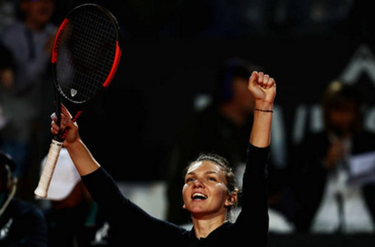 Simona Halep e lider mondial WTA