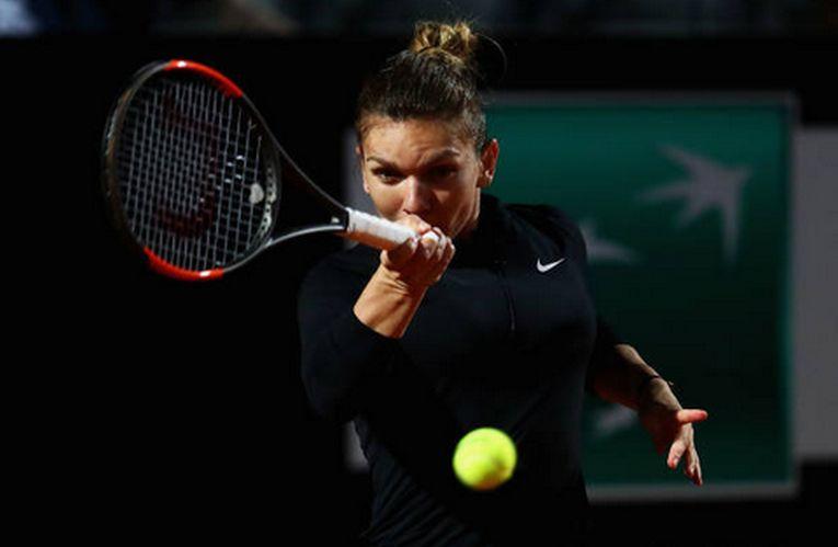Simona Halep este in semifinale la Roma
