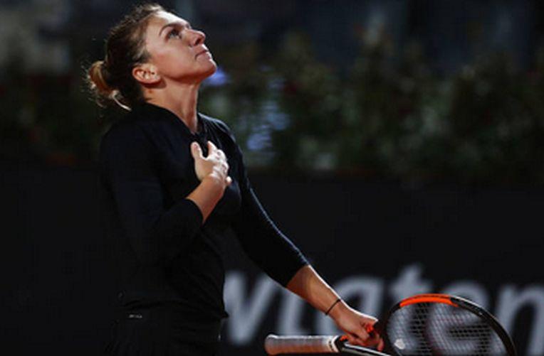 Simona Halep este in finala la Roma