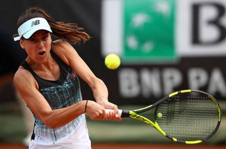 Sorana Cirstea si Jelena Ostapenko sunt în semifinale la Roma