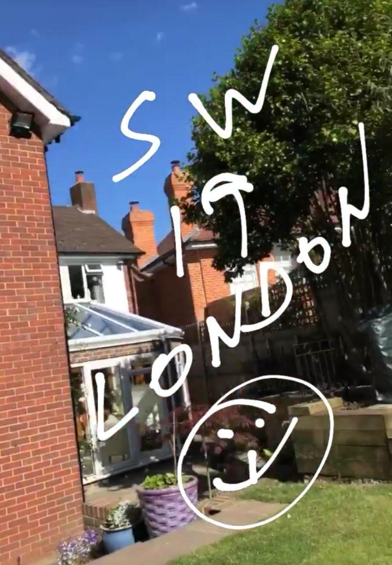 Simona Halep are casă la Londra cu o mică seră în curte