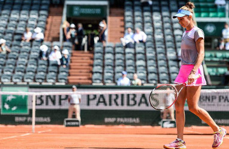 Mihaela Buzarnescu a fost invinsa in optimile de finala la Roland Garros 2018