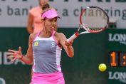 MIhaela Buzărnescu face furori la Roland Garros 2018