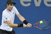 Andy Murray la Washington 2018