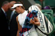 Garbine Muguruza a fost eliminată la Wimbledon 2018