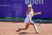 Irina Bara la BRD Bucharest Open 2018