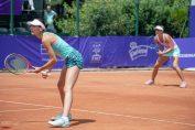 Irina Begu si Andreea Mitu, la BRD Bucharest Open