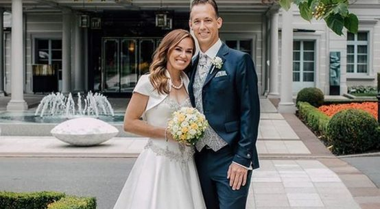 Martina Hingis s-a casatorit cu Harry Leemann in Elvetia, in 2018