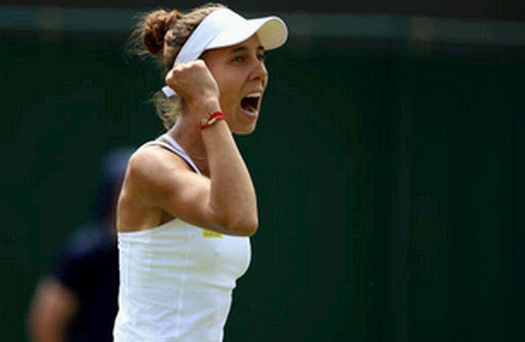 Mihaela Buzarnescu e in turul 3 la Wimbledon 2018