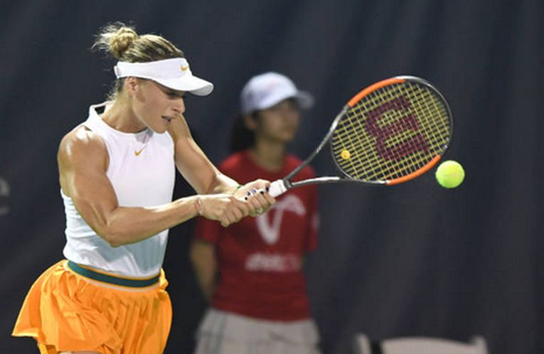 Ana Bogdan în acțiune