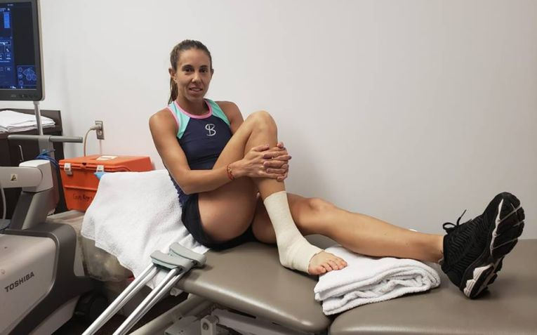 mihaela buzarnescu cuglezna accidentata la Montreal