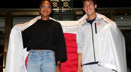 Naomi Osaka si Kei Nishikori, semifinalisti la US Open 2018