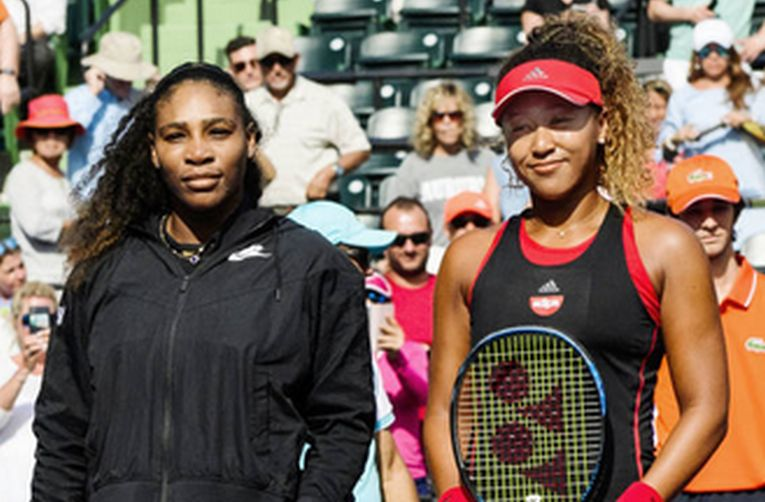Serena Williams si Naomi Osaka