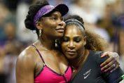 Serena Williams si sora ei, Venus Williams, la US Open 2018