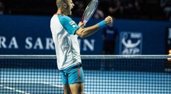 Marius Copil s-a calificat in finala turneul de la Basel