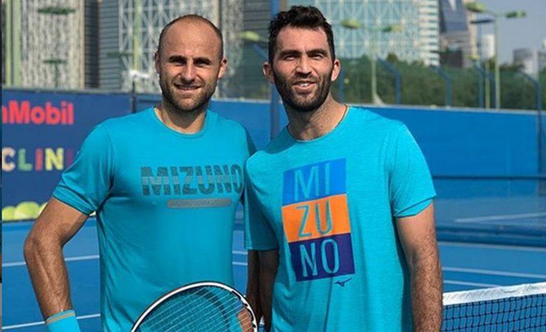 Marius Copil si Horia Tecău joacă la dublu impreuna la Doha ATP Qatar Open 2019